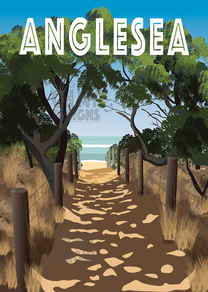NEWEST! Anglesea - Beach Path