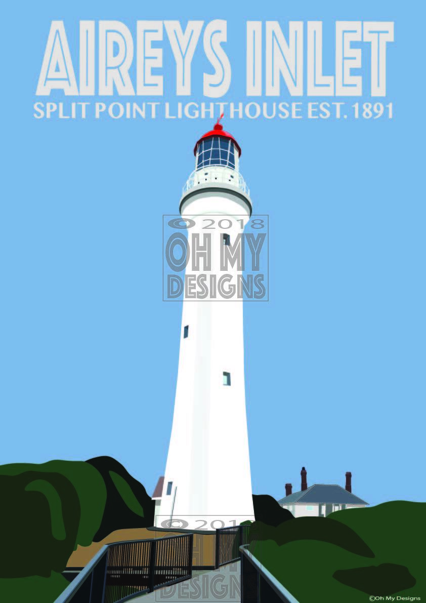 Aireys Inlet - Lighthouse AI-LH