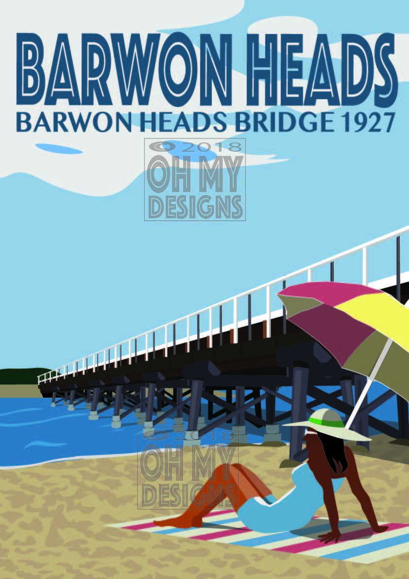 Barwon Heads - Bridge BH-BR