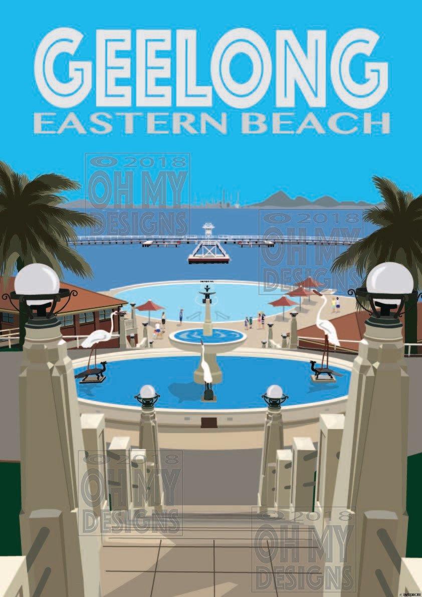 Geelong - Eastern Beach