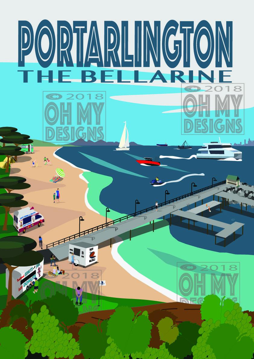 Portarlington - Pier PA-PI
