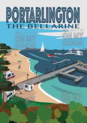 Portarlington - Pier