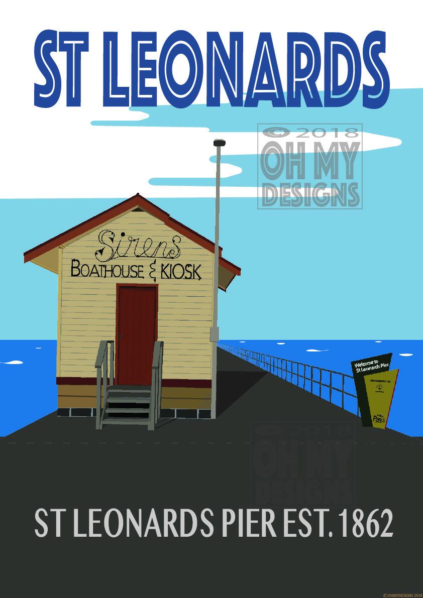 St. Leonards - Pier SL-PI