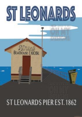 St. Leonards - Pier