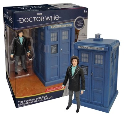 Doctor Who: 4th Doctor Regenerated 5.5