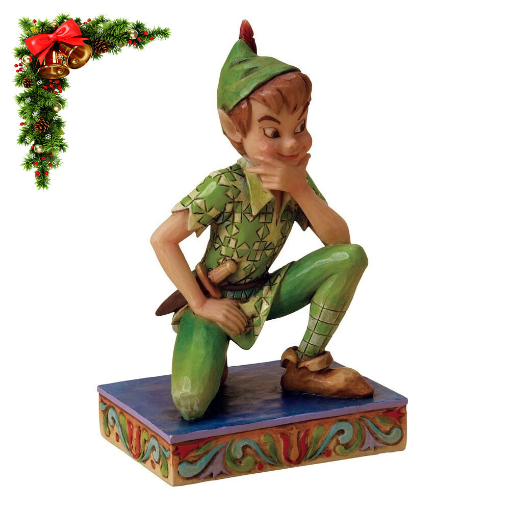 Disney Peter Pan 'Childhood Champion' Collectable Figurine