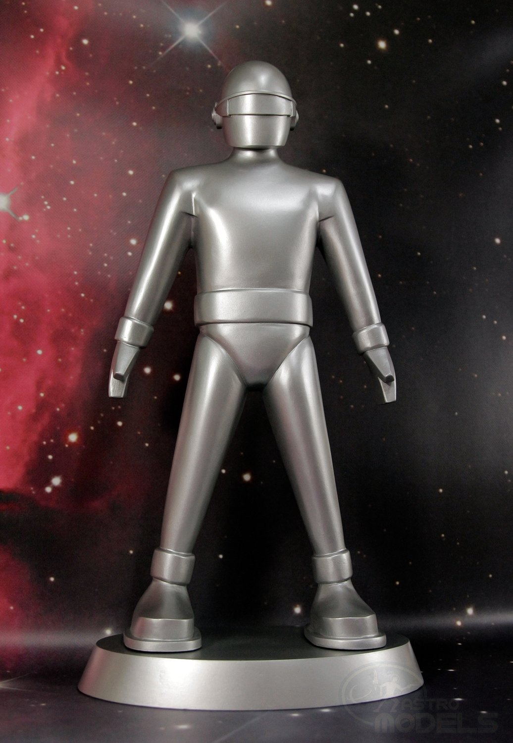 "18"" Gort Robot - The Day the Earth Stood Still - Pre-painted Model"