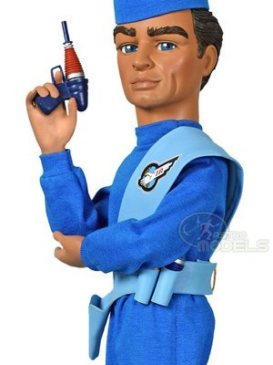 Scott Tracy - Thunderbirds - 1:6 Scale Figure - BIG Chief - LIMITED EDITION!