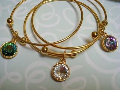 Calypso Bangle Bracelet