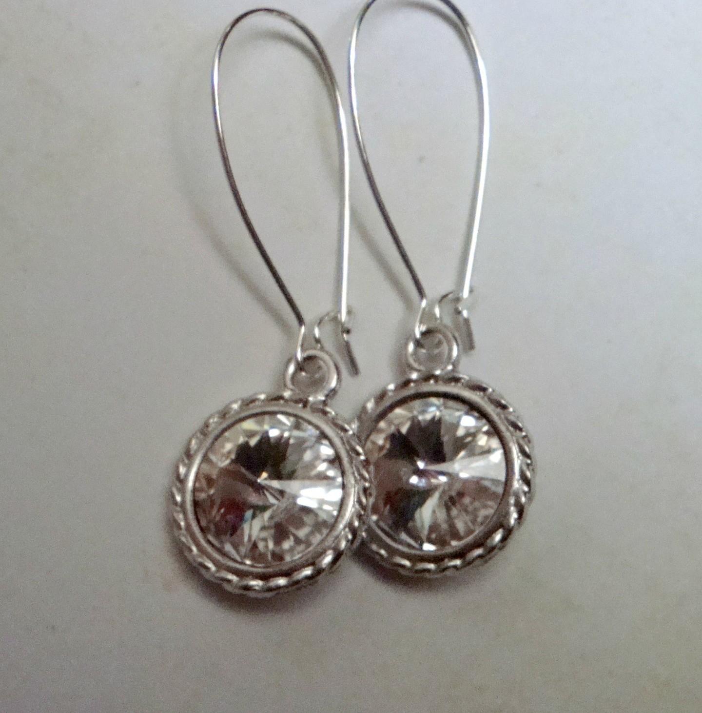Calypso Bridal Earrings