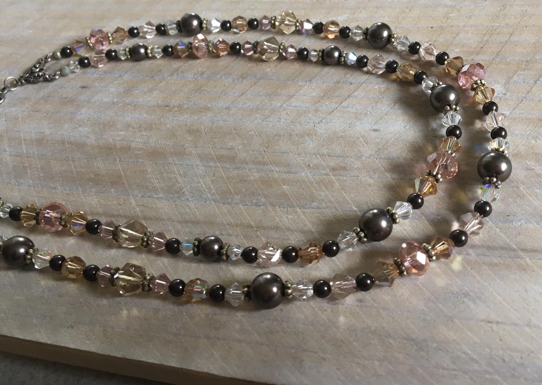 Ella Sterling Silver Necklace
