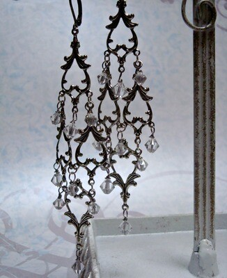 Odessa Bridal Earrings