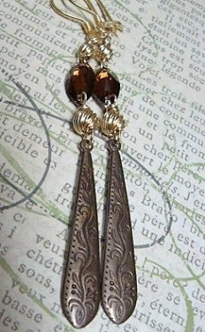 Sonya Gold Filled Earrings