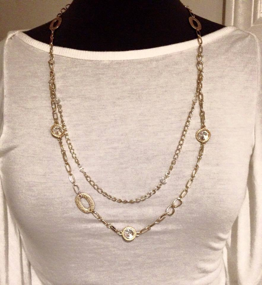 Holiday Glam Necklace