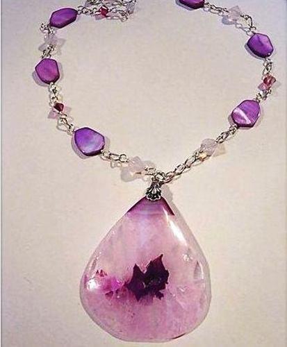 Romance Sterling Necklace