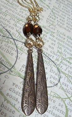 Sonya Gold Filled Earrings