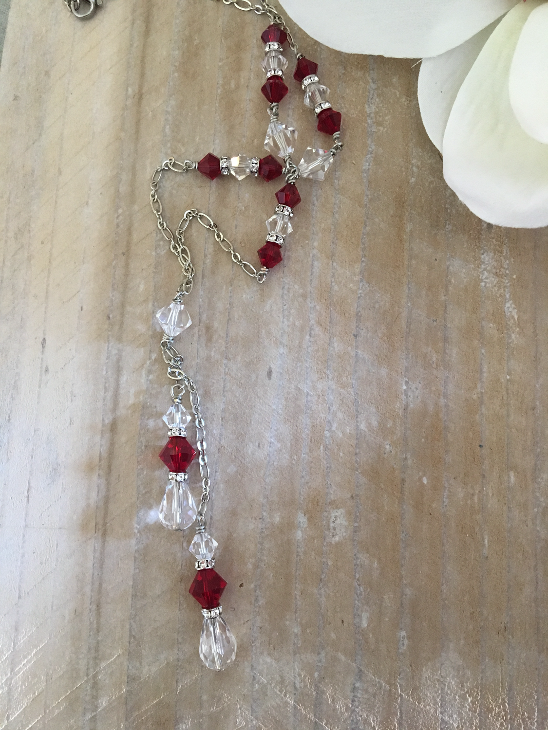 Christine Anderson Special Order Christmas necklace