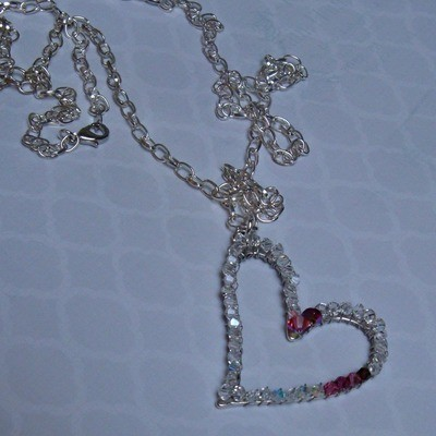 My Valentine Necklace