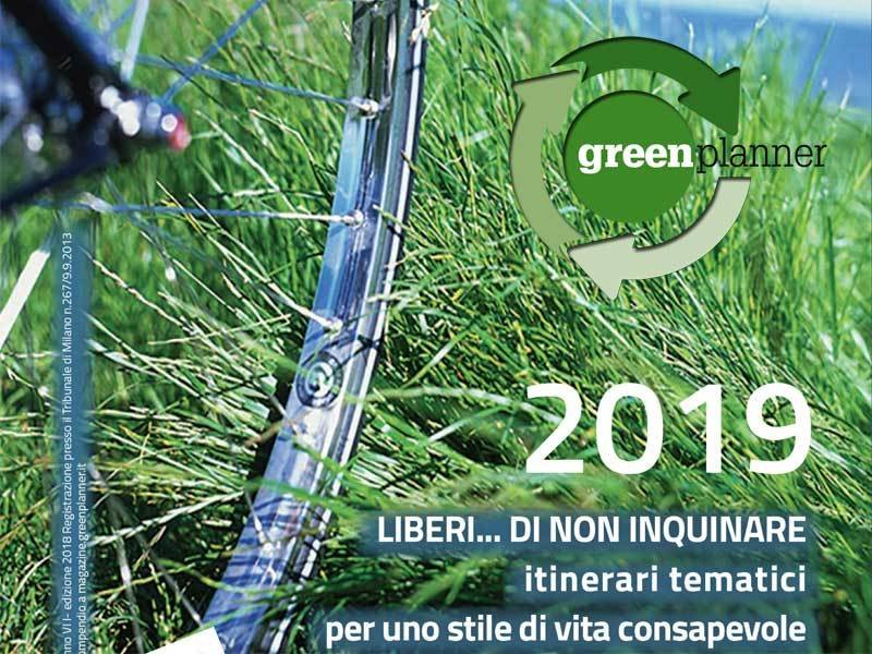Green Planner 2019 GP2019