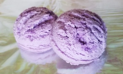 Sandalwood and Lavender Bubble Scoop