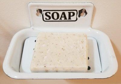 Peppermint E.O. Gardening Soap
