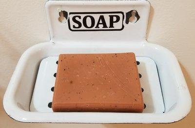 Tangerine E.O. Gardening Soap
