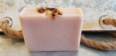 Pink Grapefruit E.O. and Rose Kaolin Clay Soap Bar