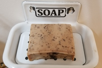 True Coffee Soap Bar