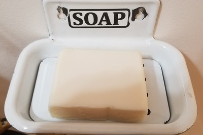 Plain Soap Bar