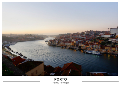 Porto Postcard