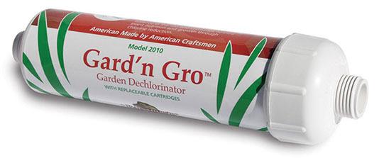 Gard'n Gro Dechlorinating Garden Filter GG-2012