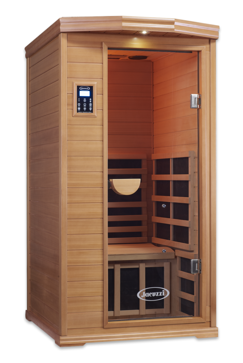 CLEARLIGHT PREMIER IS-1 ONE PERSON FAR INFRARED SAUNA
