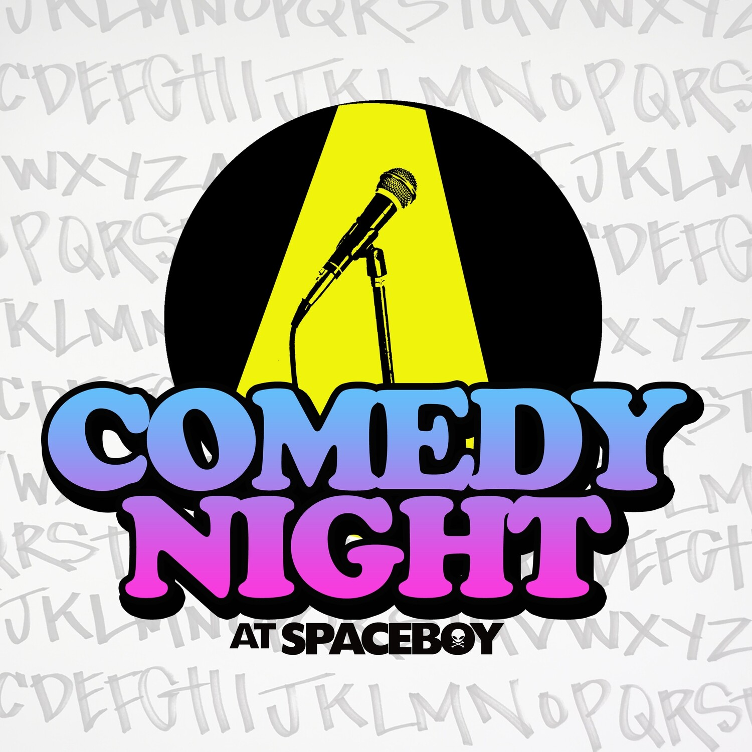 SPACEBOY COMEDY NIGHT
