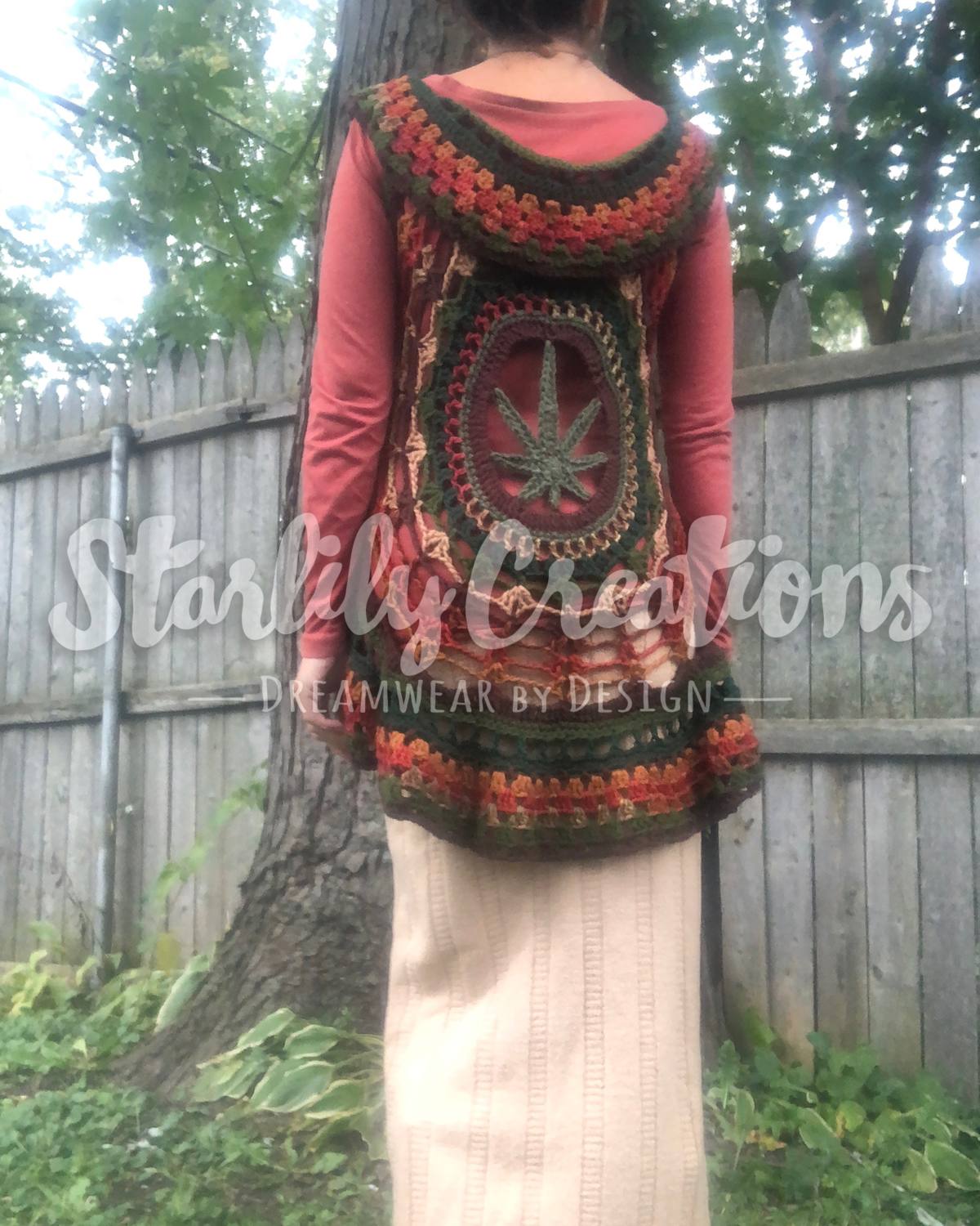 MARY JANE VEST CROCHET PATTERN