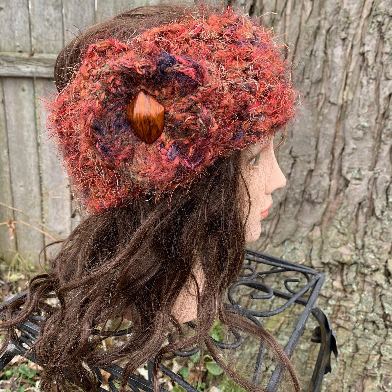 Crochet Headband/earwarmer
