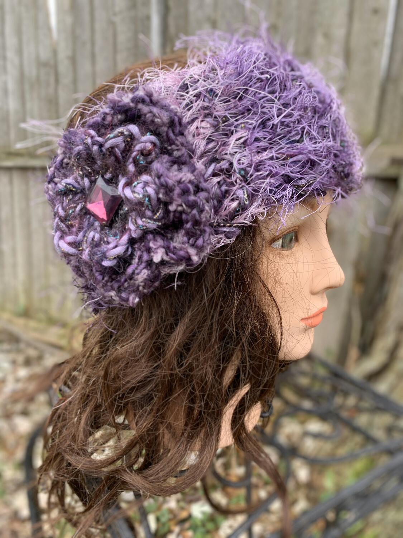 Crochet Headband/ear warmer