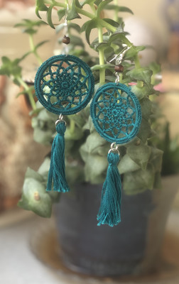 Dreamer Tassel Earrings