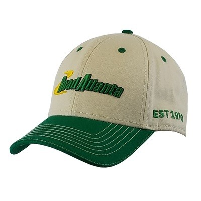 2018 RA Stone/ Kelly Green Hat