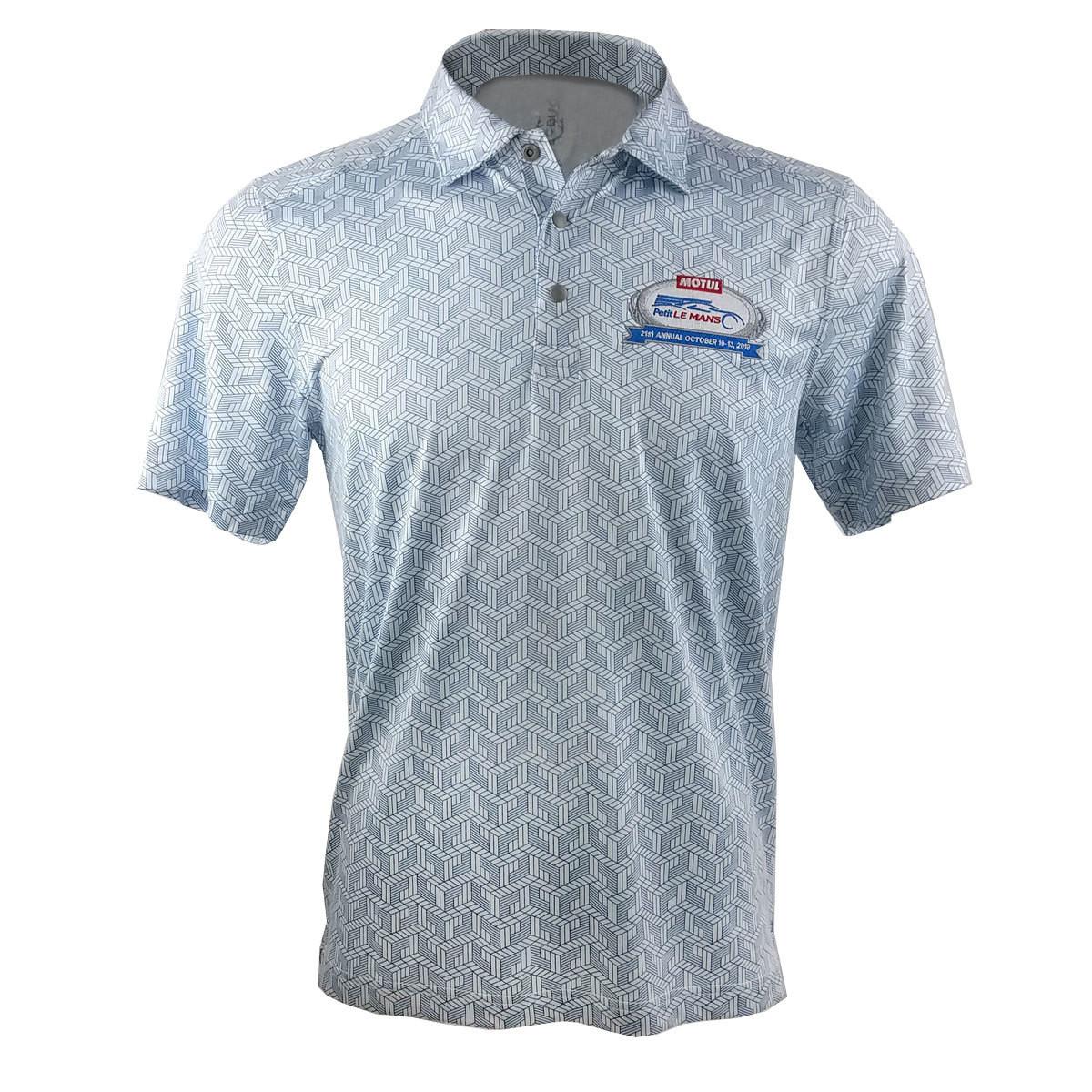 2018 MPLM Mens Golf Shirt- Tour Blue