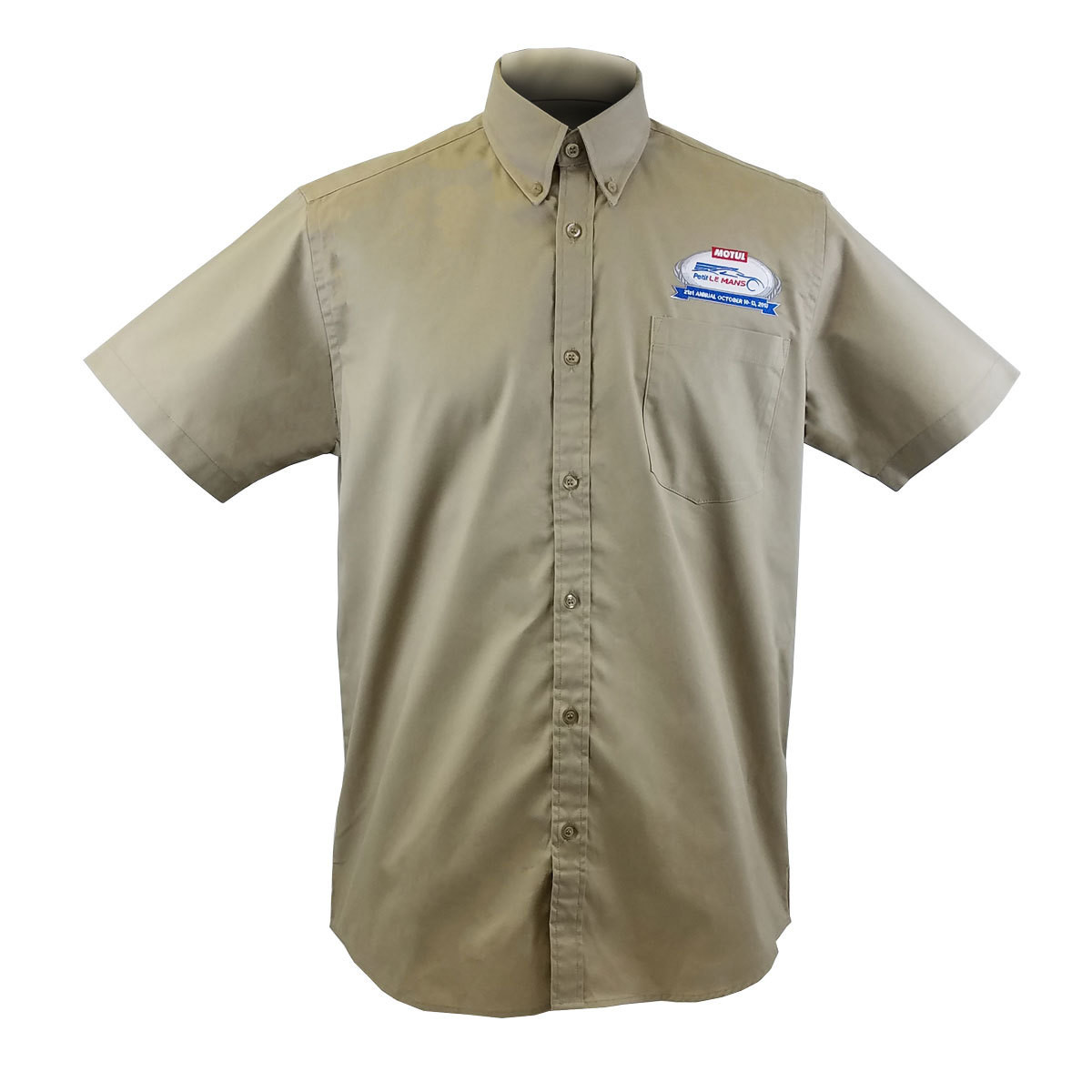 2018 MPLM Twill Shirt - Khaki