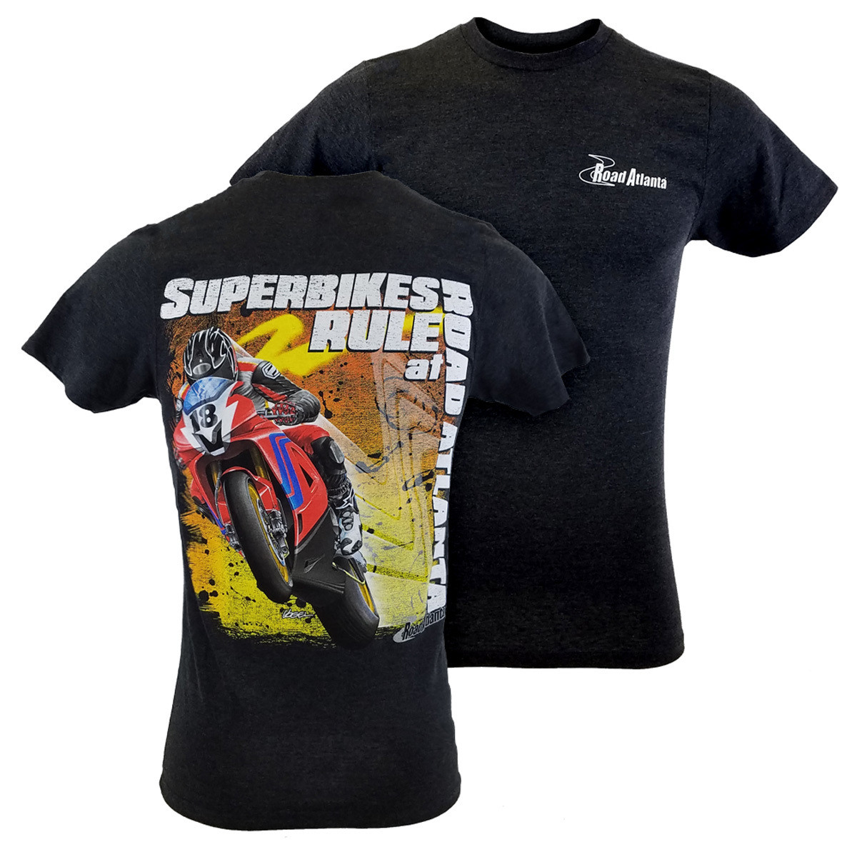 Superbikes Rule at Road Atlanta Tee