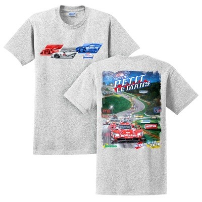 2018 MPLM Poster Tee- Ash
