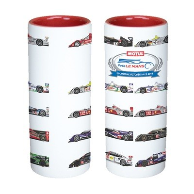 2018 MPLM Champions Cars Shot Glass