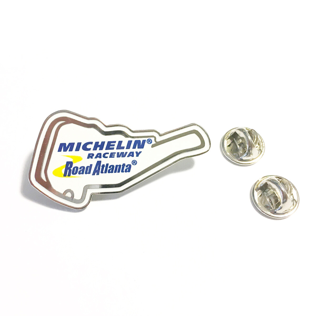 Michelin Raceway Road Atlanta Lapel Pin