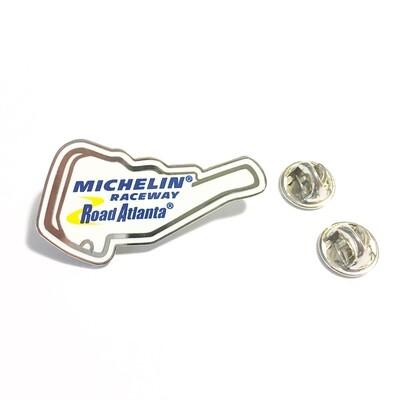 Michelin Raceway Road Atlanta Lapel Pin