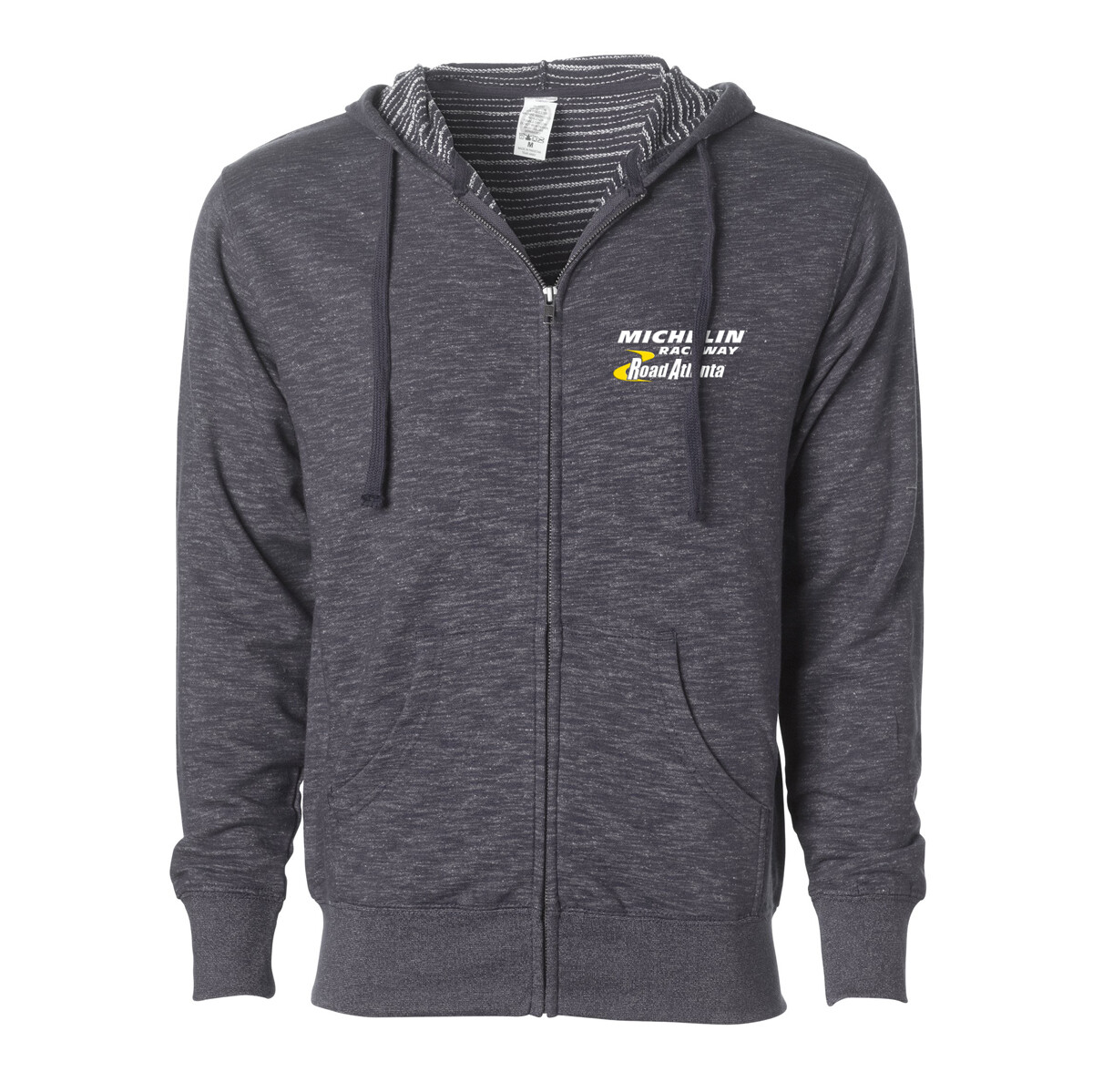 Michelin Raceway Road Atlanta Men's Baja Full Zip Hoodie