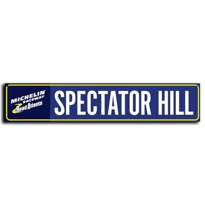 Street Sign  - Spectator Hill