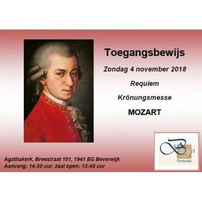 Mozart Requiem & Krönungsmesse