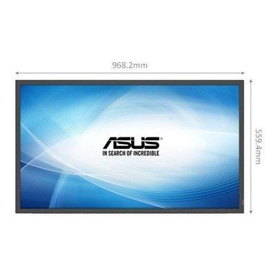 ASUS SD434-YB, Plug&Play 43
