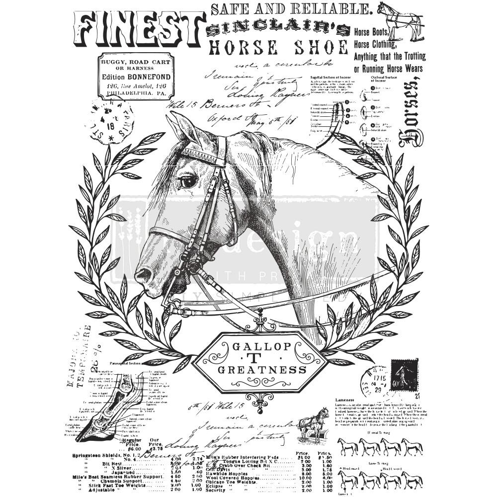 FINE HORSEMAN #640781